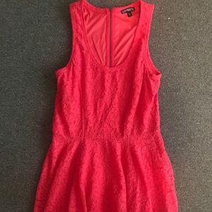 Express Pink Dress!